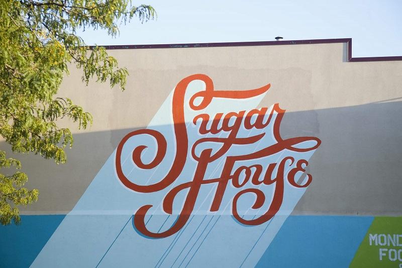 Sugarhouse Sign