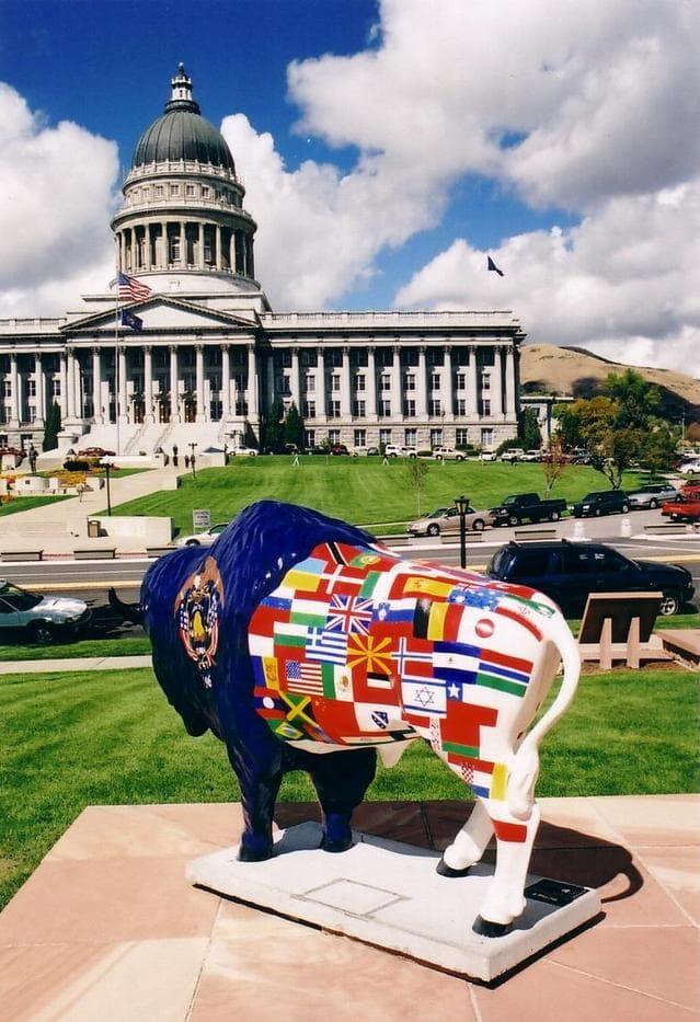 Salt Lake City Capitol Building