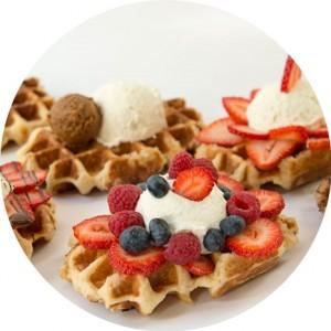 Bruges Waffles