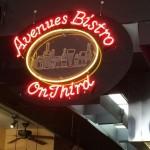 Avenues Bistro