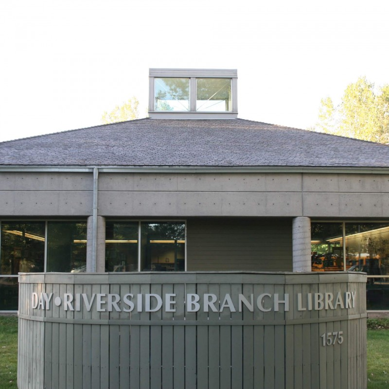 Day Riverside Branch Library