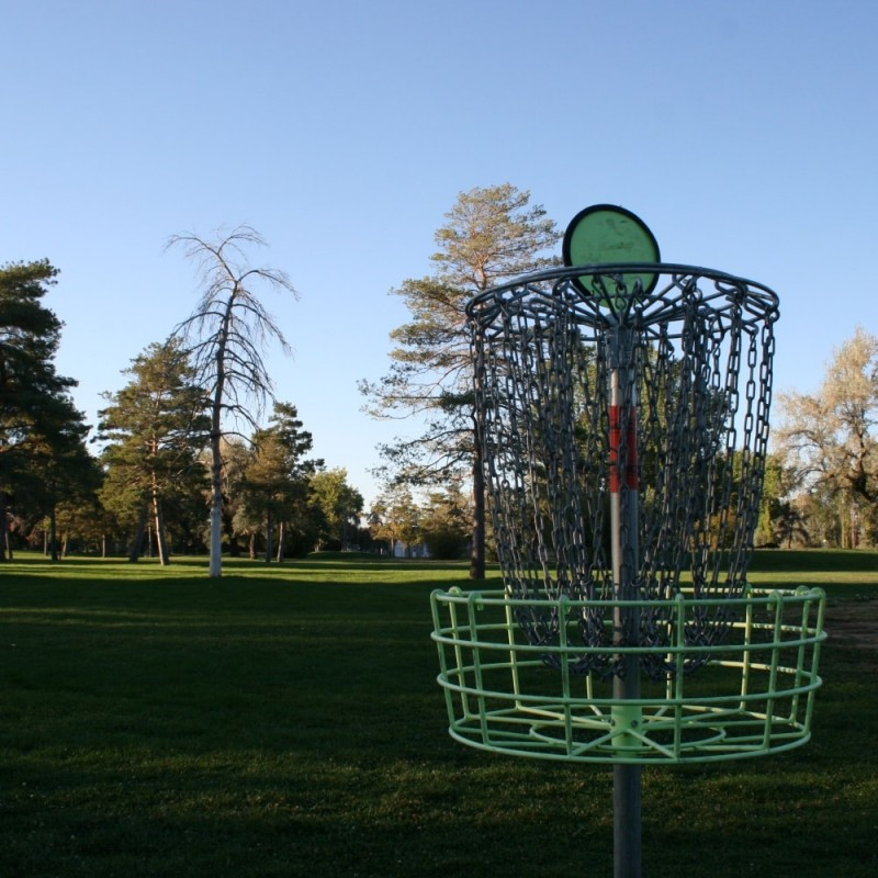 Rose Park Disc Golf