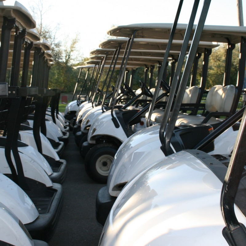 Rose Park Golf Carts