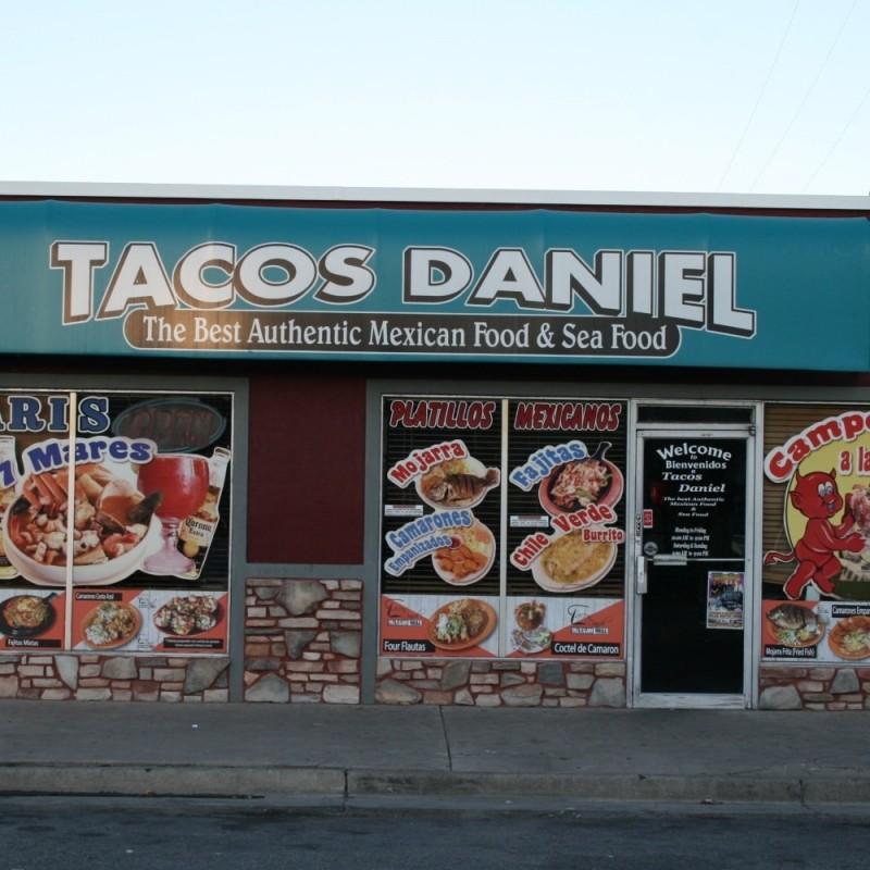 Tacos Daniel