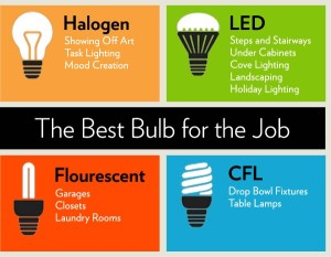 best light bulbs for the job