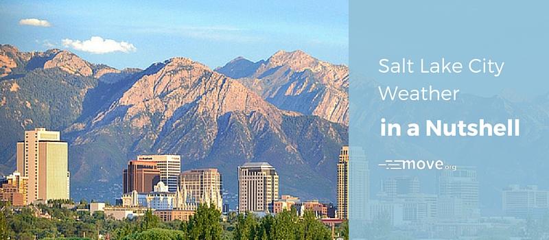 Salt Lake City Weather