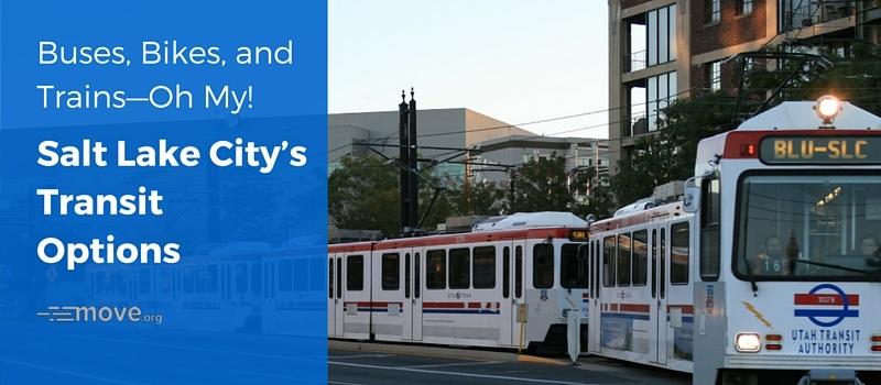 Salt Lake City Transportation