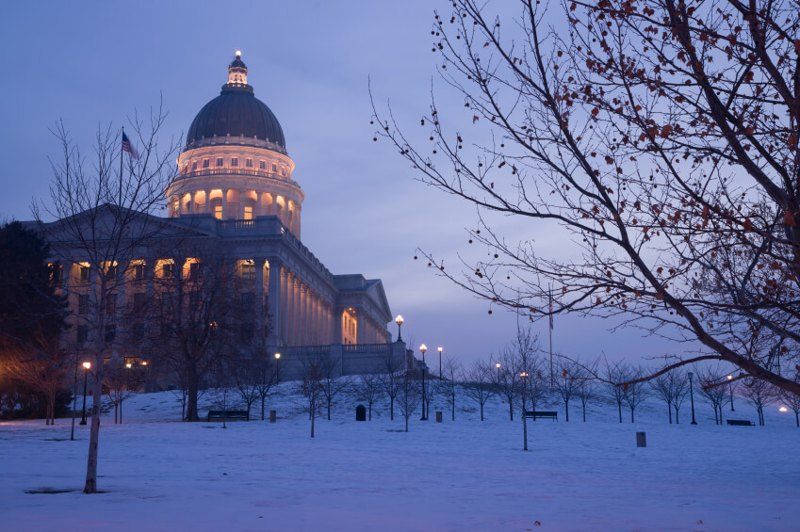 Salt Lake City - Winter