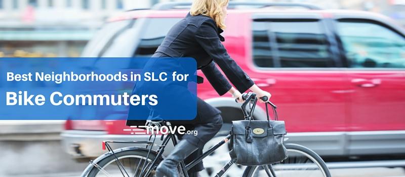 Best Neighborhoods in SLC for Bike Commuters