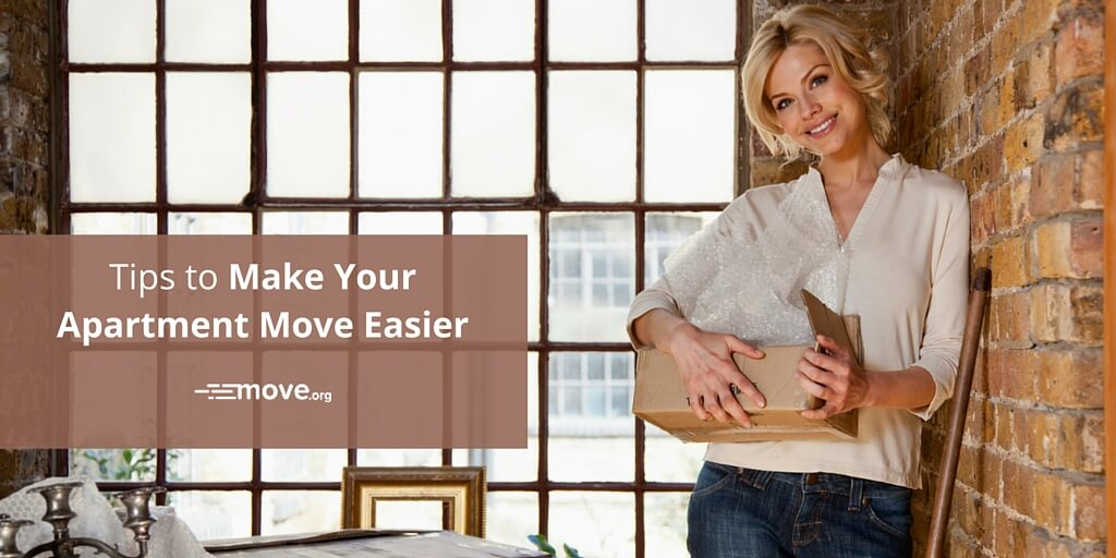 simplify your apartment move