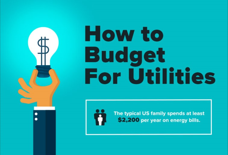 Utility Bills 40 Average Costs Saving On Your Bills Cool Water Bill For 1 Bedroom Apartment