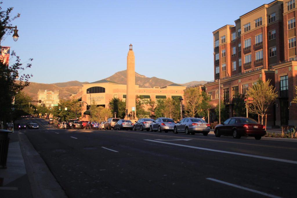 Sugarhouse Salt Lake City Scene