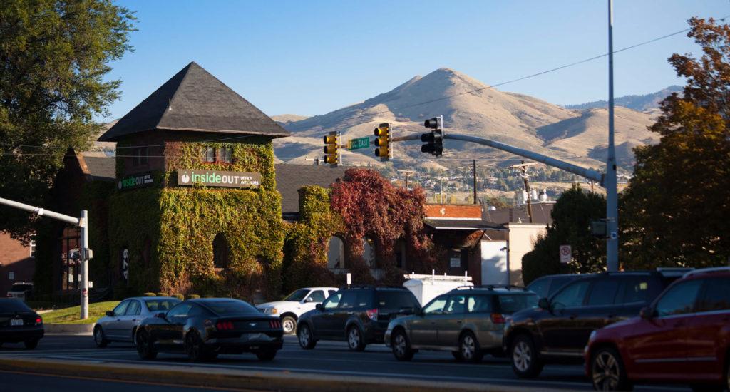 Salt Lake City's East Central Neighborhood
