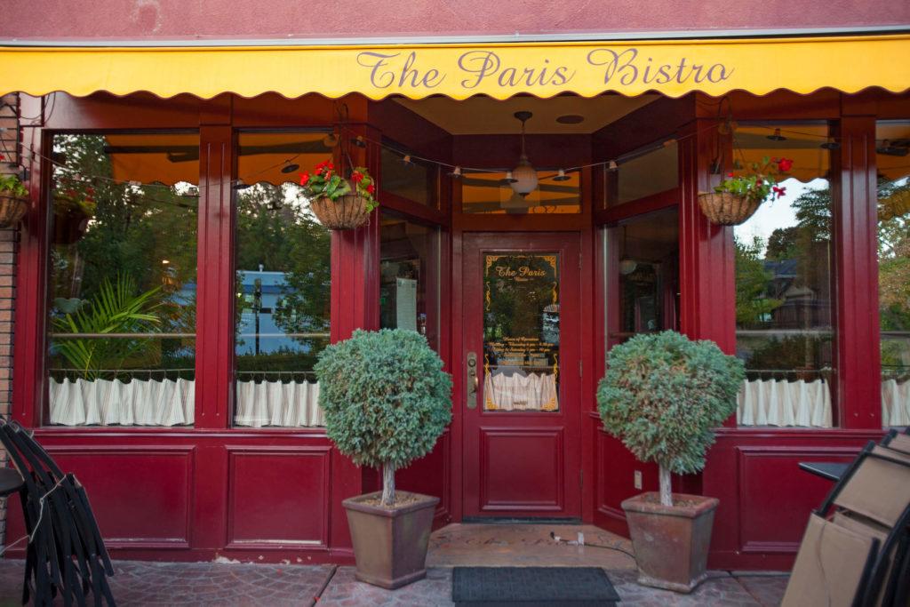 Fancy restaurant in Wasatch Hollow Salt Lake