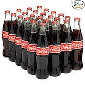 Mexican Coca Cola, Drink Cola, 12-oz. (24 pack)