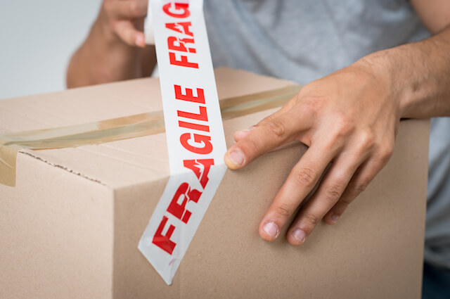 United Van Lines Fragile Packing Services