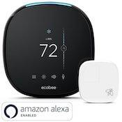 ecobee4 Thermostat with build-in Amazon Alexa