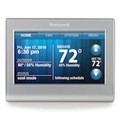 Honeywell Programmable Touchscreen Thermostat