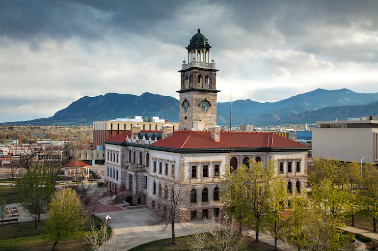 Colorado Springs, Colorado - The 5th Most Affordable College City