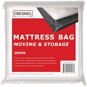 CRESNEL Mattress Bag for Moving & Long-Term Storage - QUEEN Size