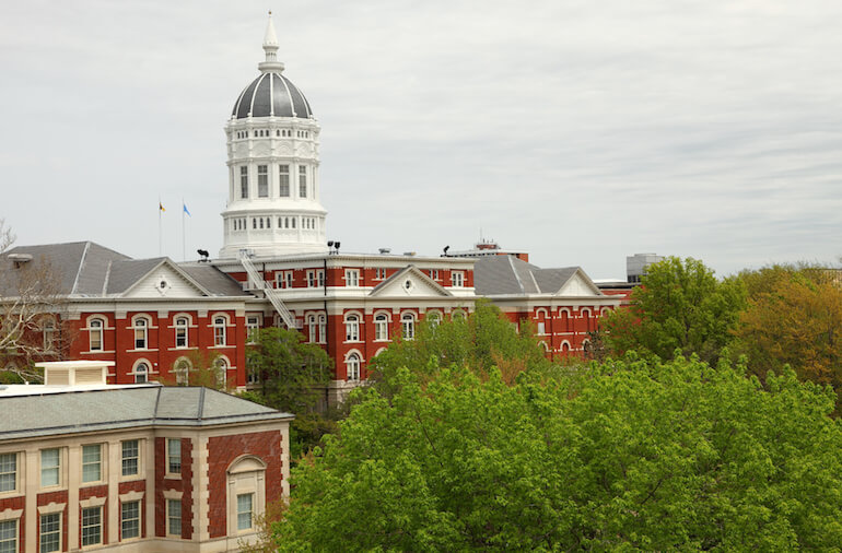 Columbia, Missouri - The 4th Most Affordable College City