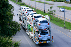 How do vehicle transport services work?