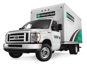 Enterprise Truck Rental Parcel Van