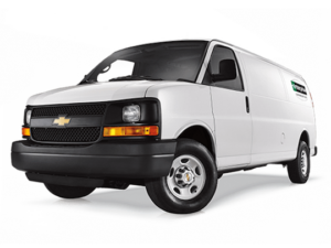 Enterprise truck rental cargo van