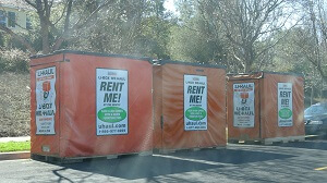 u-haul containers
