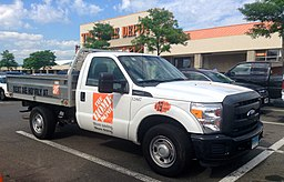 Home Depot Flatbed Rental