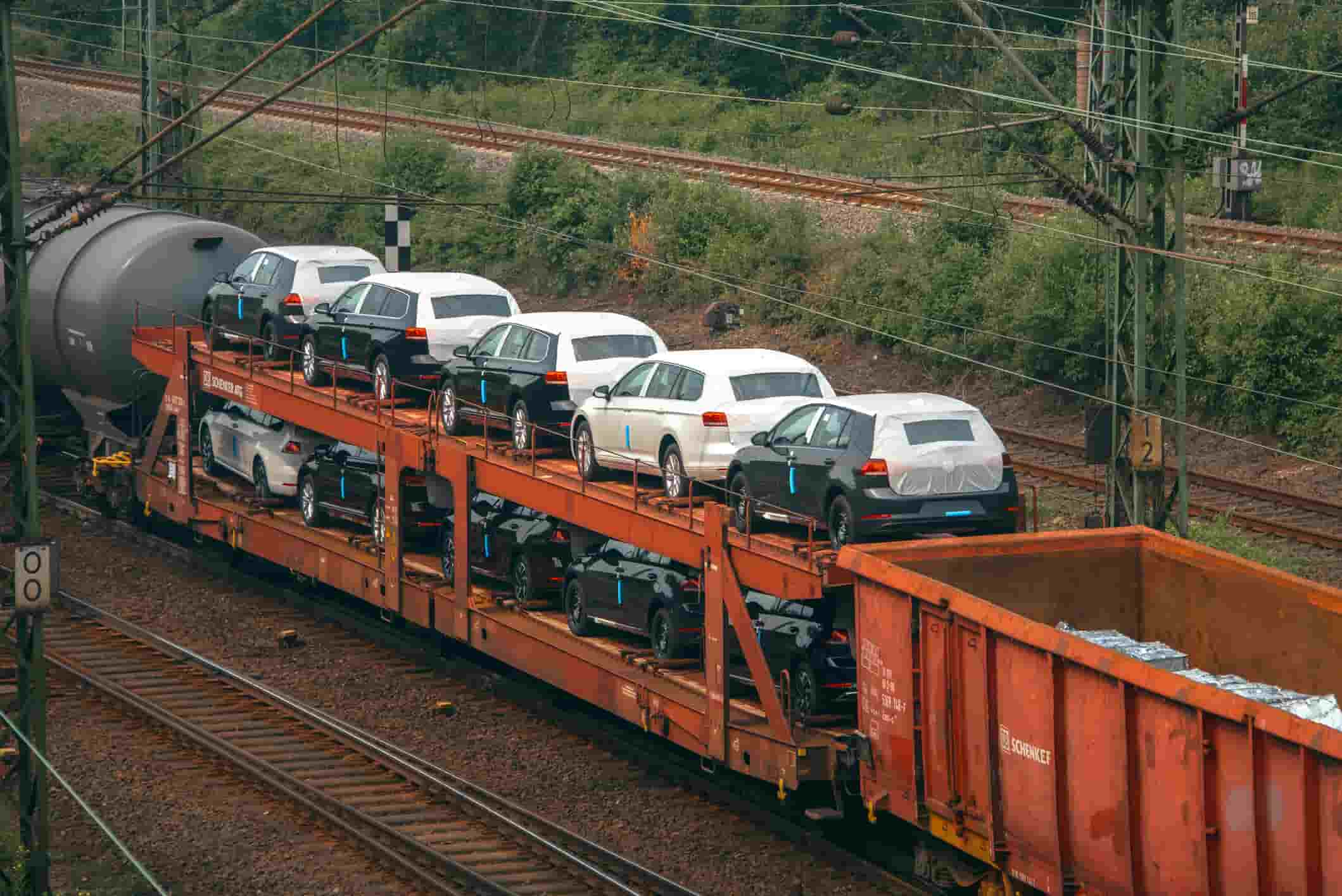 How To Ship A Car By Train Move Org